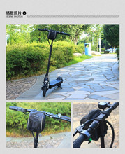 """promotional 8""""children and adult folding Electric Scooter/kick scooter/kids electric scooter"""