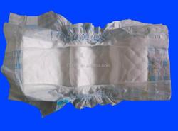 ultra thin cotton High absorption disposable sleepy soft breathable sleepy baby diaper