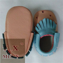 china cheap price cow leather infant crib shoes volleyball shoes