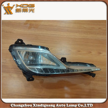 OEM quality korea car auto parts replacement sonata 2013 led fog lamp