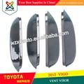 Visor de ventilación para toyota hilux vigo 09'- 12'