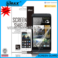 GuangZhou mobile phone accessories for HTC one m7 oem/odm (Anti-Fingerprint)