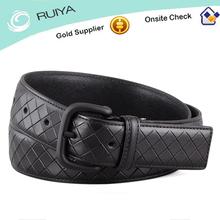 Custom Pu leather cool Belt Mens