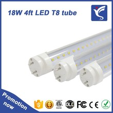 Good performance t8 g13 led tube 18w 4ft t8 led tube light