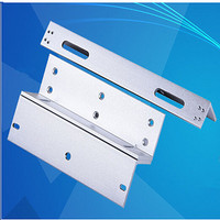 Electromagnetic Lock ZL Type Alloy Bracket
