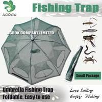 AGROK Umbrella Fishing Shrimp Trap UT861