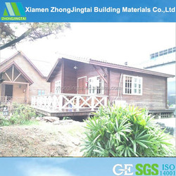 Sandwich wall panel simple container homes sales with two bedroom