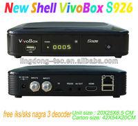 new shell vivobox s926 hd iks receptores vivo box better than azbox bravissimo