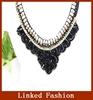 Young Lady Single Diamond 18K Gold Necklace Design