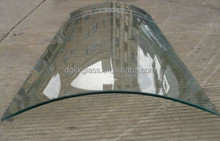 Flat/Curved/Bend Tempered Glass
