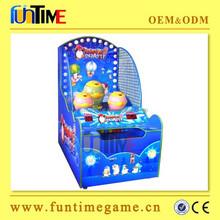 Hot new 2015 pingüino paraíso electrónica máquina de juego de bingo nuevo producto