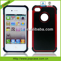 Shockproof and waterproof case for iphone 4/4s