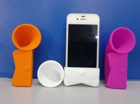 Silicone Cell Phone Speaker Stand Promotional Gift