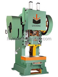 Chinese factory direct sale J23 16 servo steel sheet press machine with low price