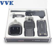 VVK V-6000 walkie talkie 16 channels 5 watts security guard equipment two way radio