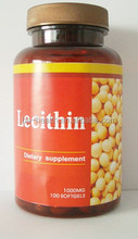 100% natural herbal product beauty slimming soy lecithin softgel capsules