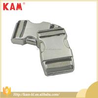 Top popular plastic common side release belt buckle for men