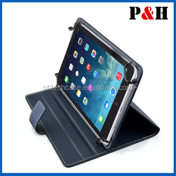 Mobile phone case LEATHER 360 DEGREE ROTATING CASE COVER STAND FOR NEW APPLE iPAD 5 iPAD AIR