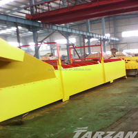 Tarzan offers spiral sand cleaning machine for stone quarry,spiral sand cleaning machine