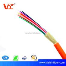 High quality VOCC indoor multimode 8 core fiber optic cable
