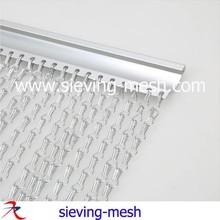 alumínio trilho de cortina para a cortina de cadeia