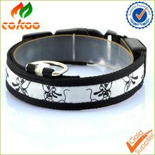 Fashion Nylon Dog Collar/ Wholesale Dog Leash/ Custom Pet Product bulk buy from china