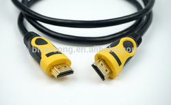 OEM High Quality Nickel plated or Gold plated Gender mini hdmi to rca cable