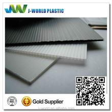 Polypropylene corrugated plastic sheets 4x8