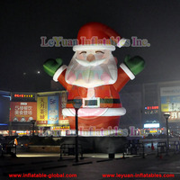 Giant Inflatable Santa/christmas inflatables santa claus/20ft christmas inflatable santa