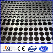 Perforated metal mesh/galvanized perforated metal sheet