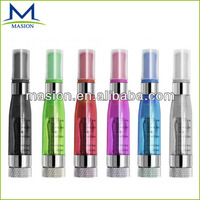 High quality CE4+ clearomizer replaceable coil easy to clean huge vapor super vapors e cigarette enjoy king
