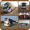 China frist Euro 6 tourist coach bus GTZ6120E6