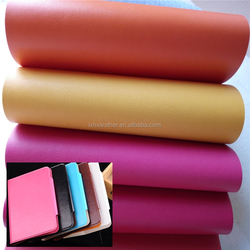 Fancy phone covers pu leather,colorful pu leather coated fabric, leather for phone case DG003