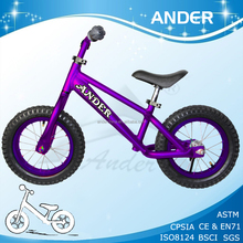 Shining toddler bike / light weight alloy bike for fun