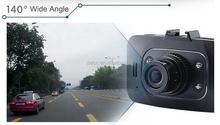 HD 1080p Car DVR GS8000L Camera Video Recorder + G-sensor + Motion Detection + Night Vision +Digital Zoom + Cycle Recording
