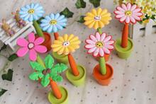 different design flower ball pen for sale