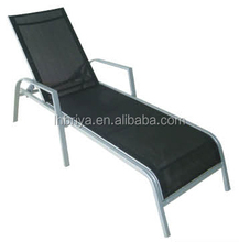 Hot Selling Sun Lounge, Steel Garden Furniture, Lounge Chair