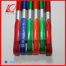 promotional cheap aluminum square ball pen