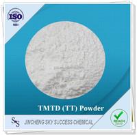 JSSC rubber accelerator tmtd/tt chemicals cas137-26-8