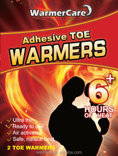 Disposable Toe Warmers Body Warmers Heat Pack Toe Warmers for foot comfort