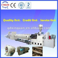 PVC multi-functional large caliber pipe extrusion technology