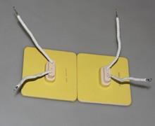 220v/500w White Ceramic Heating Plate/Ceramic Heater Parts/Infrared Ceramic Heater Lamp