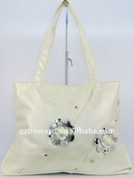 cheap ladys' bags made of stock materials