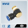 HPH/plastic push fitting from pneumatic central Manufacturers
