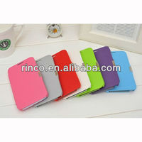 Ultra Slim Luxury Flip PU Leather Case Cover For Samsung Galaxy Note 2 II N7100
