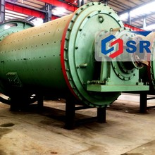 ShaoRui(SR) Brand big ball mill specification