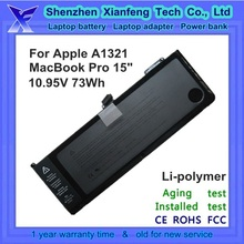 "Original laptop battery for Apple MacBook Pro 15"" A1321 MB985 MB985CH/A"