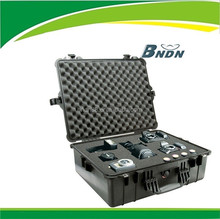 hard plastic packing case,plastic equipment tool case,portable waterproof tool box,