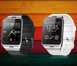 Bluetooth Smart Watch GV18 for Android with touch screen