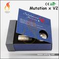 Indulgencia Auténtica 18 respiraderos atomizador mutación x rda V2 Tecnología de Shenzhen unicig